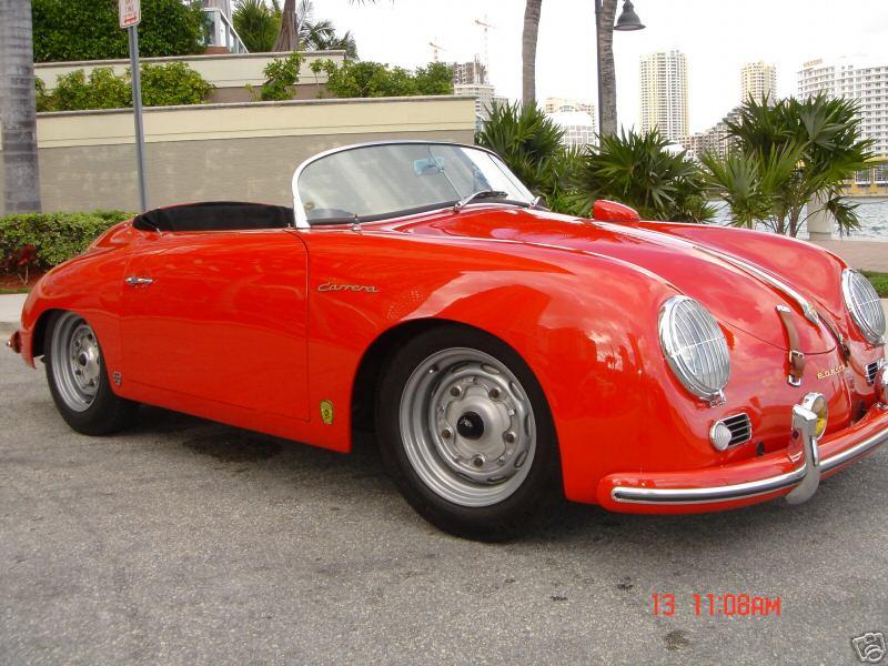 Galleria Immagini Porsche Speedster 356 Replica Modello Carrera