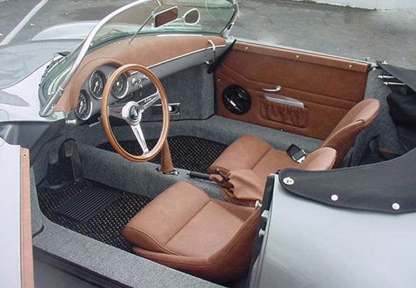 Galleria Immagini Porsche Speedster 356 Replica Modello Wide